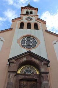 400px-Dominikanerkirche_St._Josef_mit_Kloster,_Eppan_-_Kirchturm