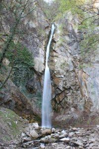 Lana Wasserfall Brandisbach